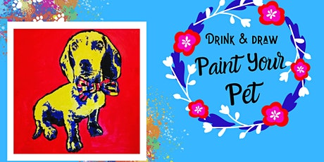 Paint Your Pet (Free Online Event)