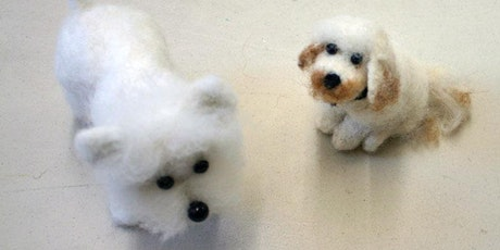 Little Needle Felted Dogs and Cats tickets