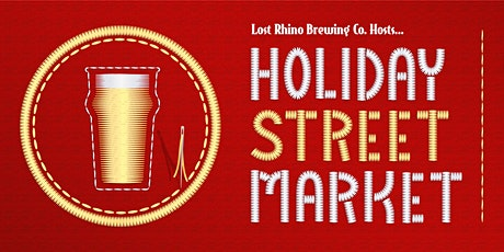 Holiday Street Market at Lost Rhino tickets