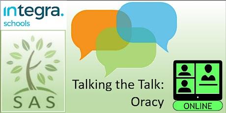 Talking the Talk: Oracy tickets