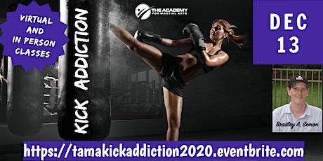KICK ADDICTION EVENT 2020 tickets