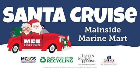 Santa Cruise - Mainside Marine Mart tickets