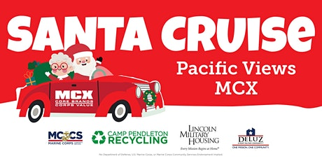 Santa Cruise - Pacific Views Exchange tickets