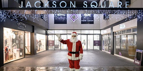Saturday 5th December Visit Santa at Jackson Square tickets