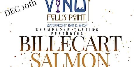 Champagne Tasting featuring BILLECART-SALMON tickets