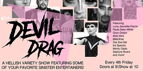 Devil Drag tickets