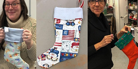 Sew A Stocking Workshop tickets