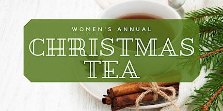 Proclamation Women's Christmas Tea tickets