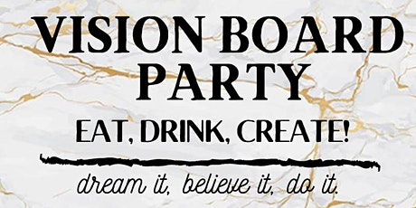 Metanoia Therapy Service's Vision Board Party tickets