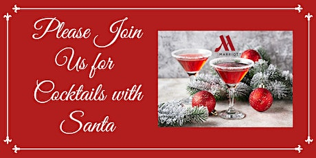 Cocktails with Santa tickets