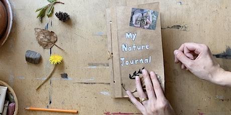 Eco-Bookmaking with Children: Nature Journaling @ Sembawang Park