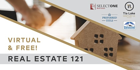 Virtual  Real Estate 121 tickets