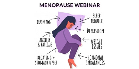 Holistic Solutions for Menopause & Fatigue - Live Webinar tickets