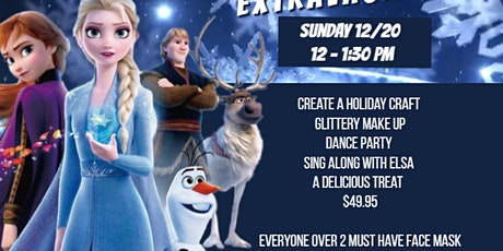 Holiday Extravaganza with Elsa tickets