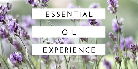 Online Essential Oil Experience tickets