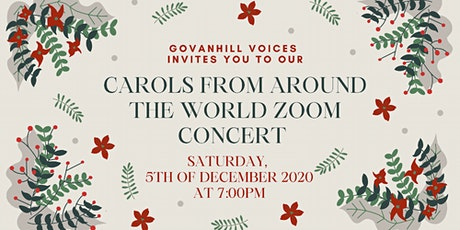 Govanhill Voices - Carols from Around the World tickets