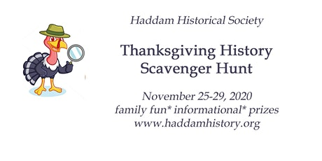 Thanksgiving History Scavenger Hunt tickets