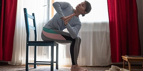 Chair Yoga with Toni Russo tickets