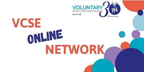 VCSE Online Network 18th February 2021 tickets