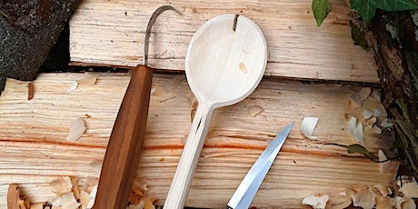 Spoon Carving for Beginners tickets
