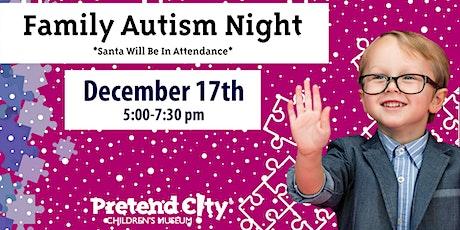 Autism Night Sensitive Santa tickets