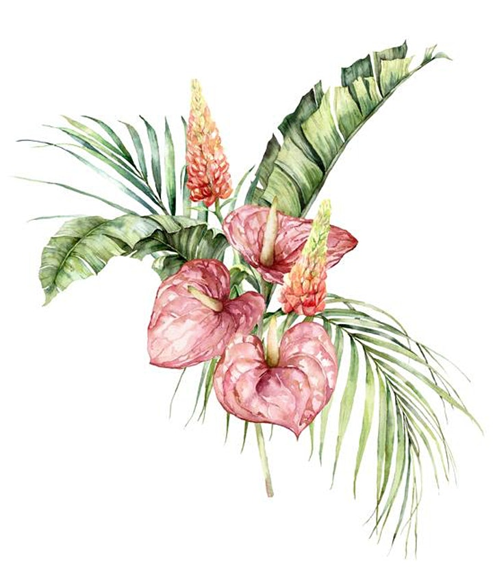 Tropical Vibes Flower Course image