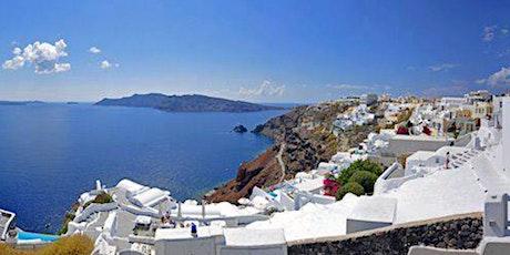 Greece: Athens and Santorini tickets