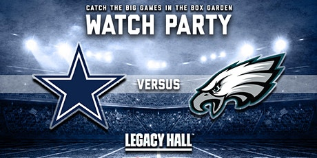 Cowboys vs. Eagles Watch Party