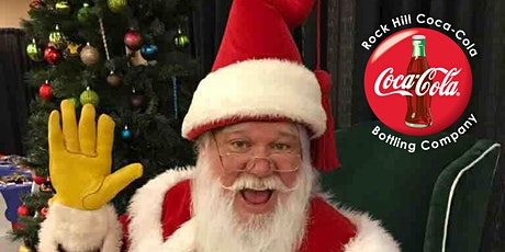 Friday Zoom Calls with Santa Presented by Rock Hill Coca Cola tickets