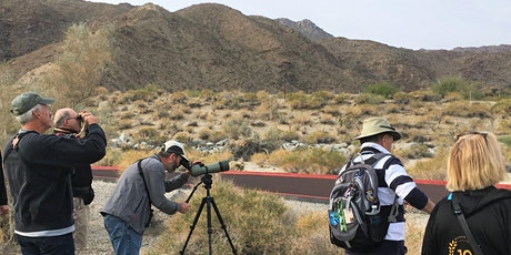 Birding Walk-About, Carrizo Canyon tickets