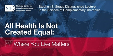 All Health Is Not Created Equal: Where You Live Matters tickets