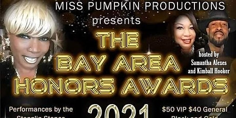 The Bay Area Honors Awards 2021 tickets