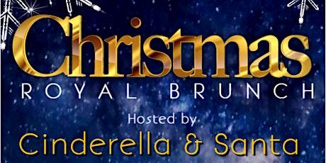 Christmas Royal Brunch tickets