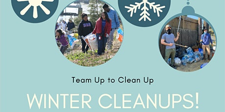 City of San Mateo: Winter Cleanup tickets