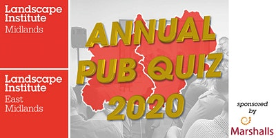 LIM / LIEM Annual Pub Quiz 2020