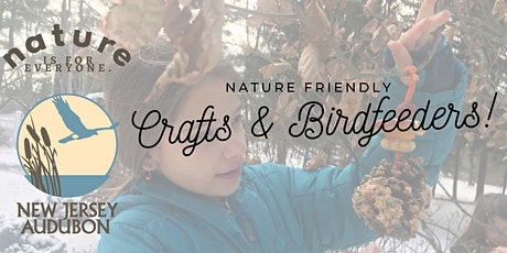 Nature Friendly Crafts & Birdfeeders tickets
