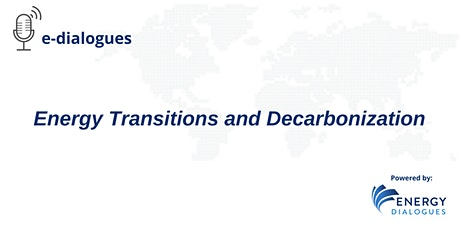 Energy Transitions and Decarbonization tickets