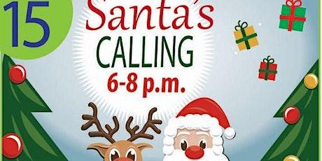 Santa's Calling tickets
