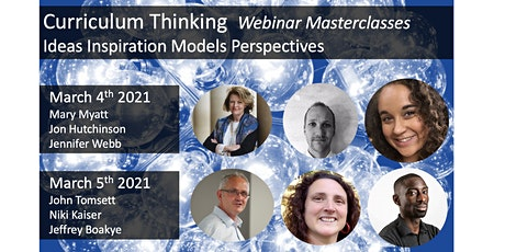Curriculum Thinking: Six  Masterclasses tickets