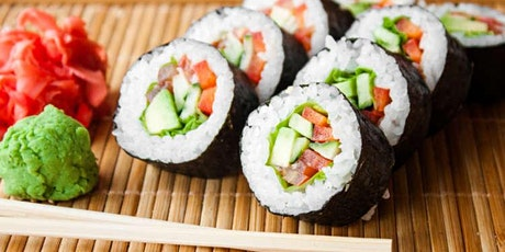 Sharpen your Sushi Skills tickets