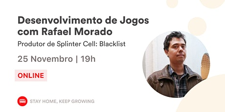 Desenvolvimento de Jogos com Rafael Morado  | Le Wagon Rio tickets