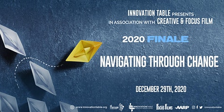 2020 Finale: Navigating Through Change tickets