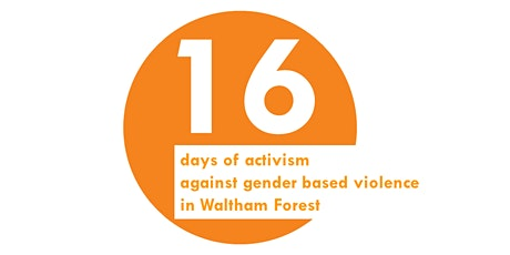 16 Days of Activism: Impact of VAWG on women in the CJS tickets