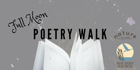 Full Moon Poetry Walk tickets
