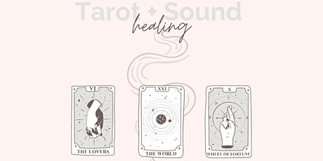 Tarot + Sound Healing tickets