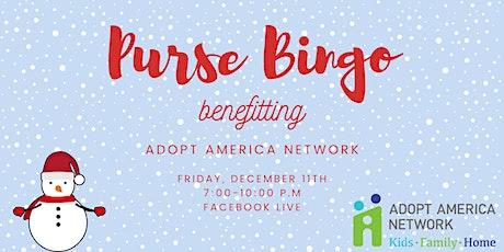 Purse Bingo Benefitting Adopt America Network tickets