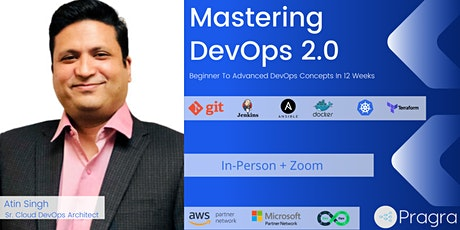 DevOps Lab Cloud Training - Git/Jenkis/Docker/Kubernetes/Ansible/AWS tickets