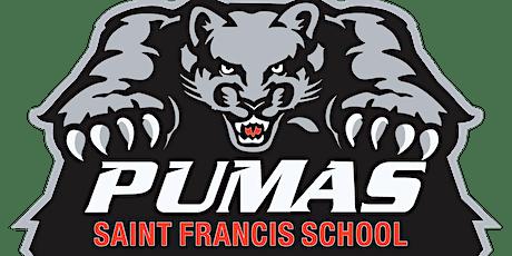 Saint Francis School Open House 2021-2022-April tickets