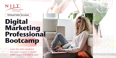 How to Launch a Career in Digital Marketing   Info Session tickets