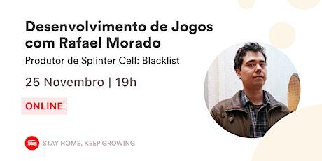 Desenvolvimento de Jogos com Rafael Morado  | Le Wagon SP tickets